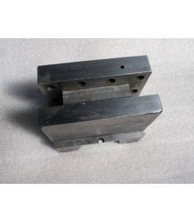 Porte-outils pour tour BERTHIEZ modèle TFM coulant de 220 x 180 mm