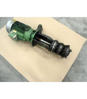 Pompe de lubrification 3 étages avec moteur VOGEL PS 3357-460/A 901