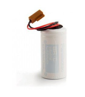 Pile Lithium 3V 5000mAH BR-C + FC JAE pour CN FANUC