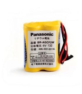 Pile PANASONIC BR-AGCF2W 6V A98L-0031-0011 pour CN FANUC