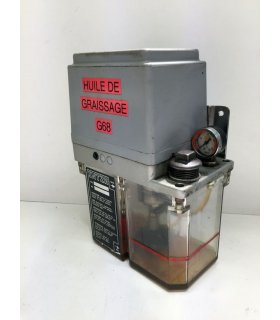 Pompe de lubrification INTZA 130411210
