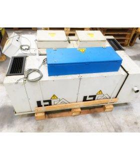 Aspirateur de brouillard d'huile LUFTTECHNIK AC 121 R/2/K