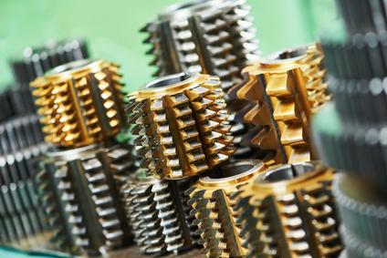 Pièces outils machines