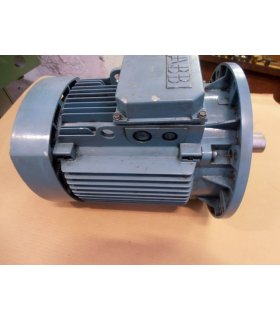 ABB MBT 132 m motor for Pfauter P400