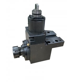 Axial rotating tool holder CMZ for TL20M-25M with drive DIN 1809 (for collet ESX/ER 32) TL20/10400/1