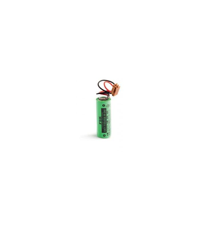 Pile SANYO 3V CR17450SE-R ref. A98L-0031-0012 pour CN FANUC