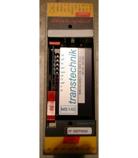 Transtechnik MS 140 frequency servo drive