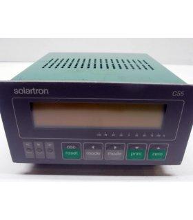 Boitier d'affichage SOLARTRON C55