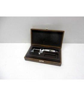 Micromètre Tesa master 0-25 mm