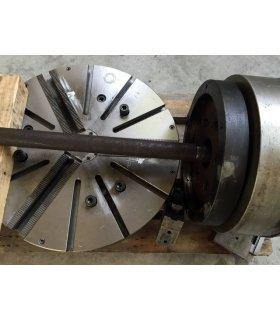 Mandrin diam 800 mm avec pot de serrage hydraulique