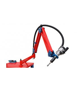 Triple electric tapping arm M3 to M12 horizontal & vertical