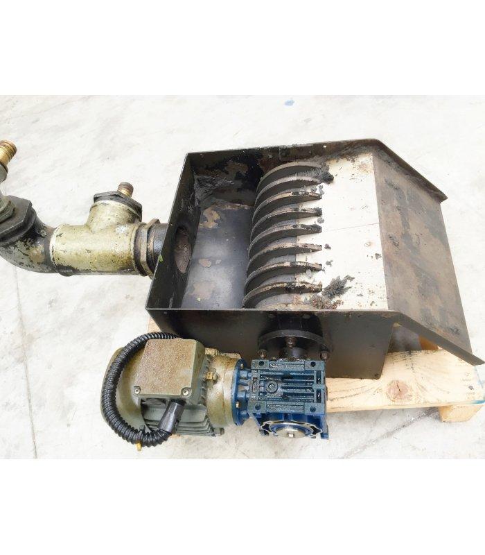 LOSMA magnetic separator width 350 mm