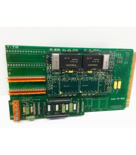 SERVOMAC opt.0-S0 CT210D board