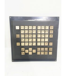 FANUC A02B-0281-C125/TBS operator panel for FANUC 21i-T