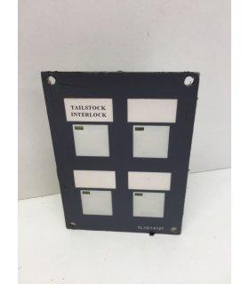 CMZ TL15/1127 operator panel
