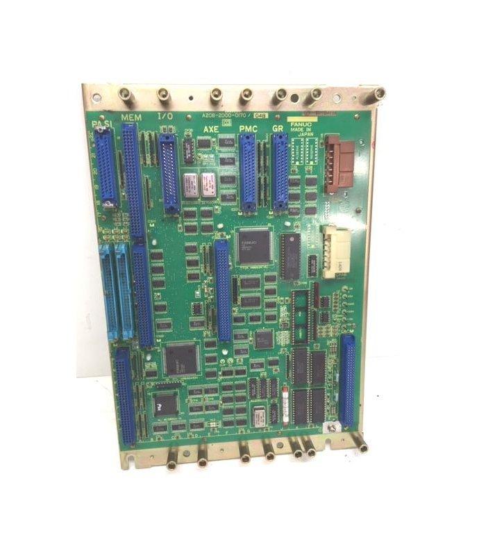 Carte Master FANUC A20B-2000-0170/04B