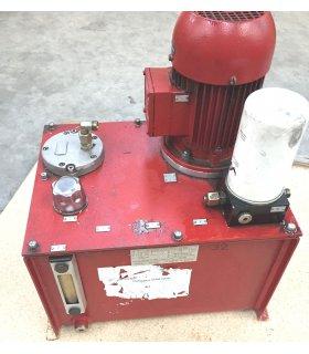 Unité hydraulique CYMAX IHS 25-D/DF-A