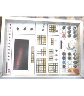 LIEBHERR LC 255 operator panel with boards