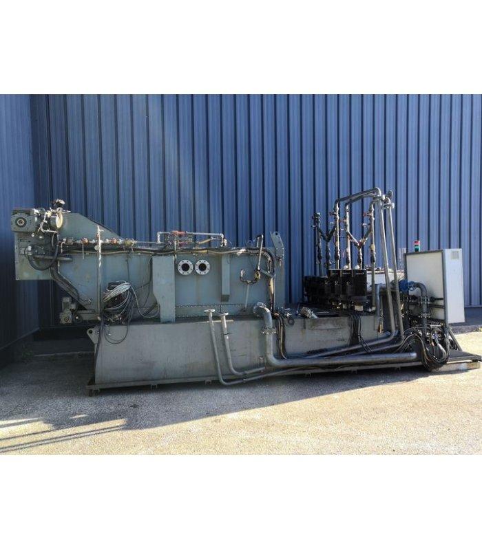 Centrale de filtration NATIONAL FILTRATION FDS 3,6 avec refroidisseur d'huile