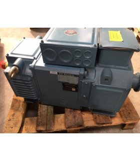 Moteur courant continu T-T ELECTRIC 39,5 kW