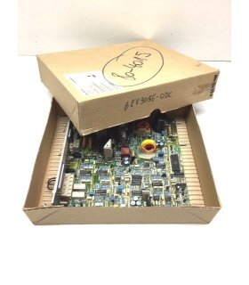 SIEMENS 6EV3055-0DC power supply board