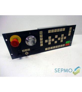 Operator panel